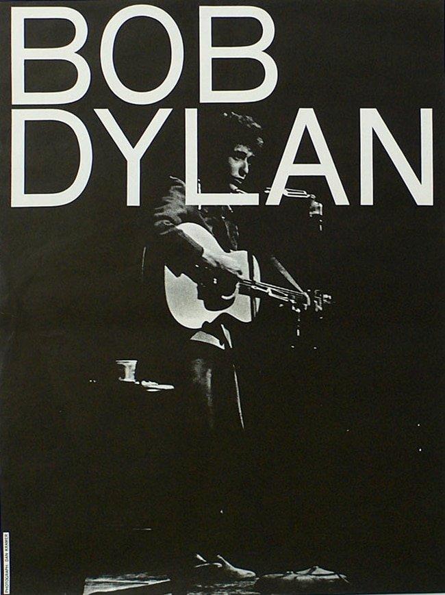 Bob Dylan Tour  Uk