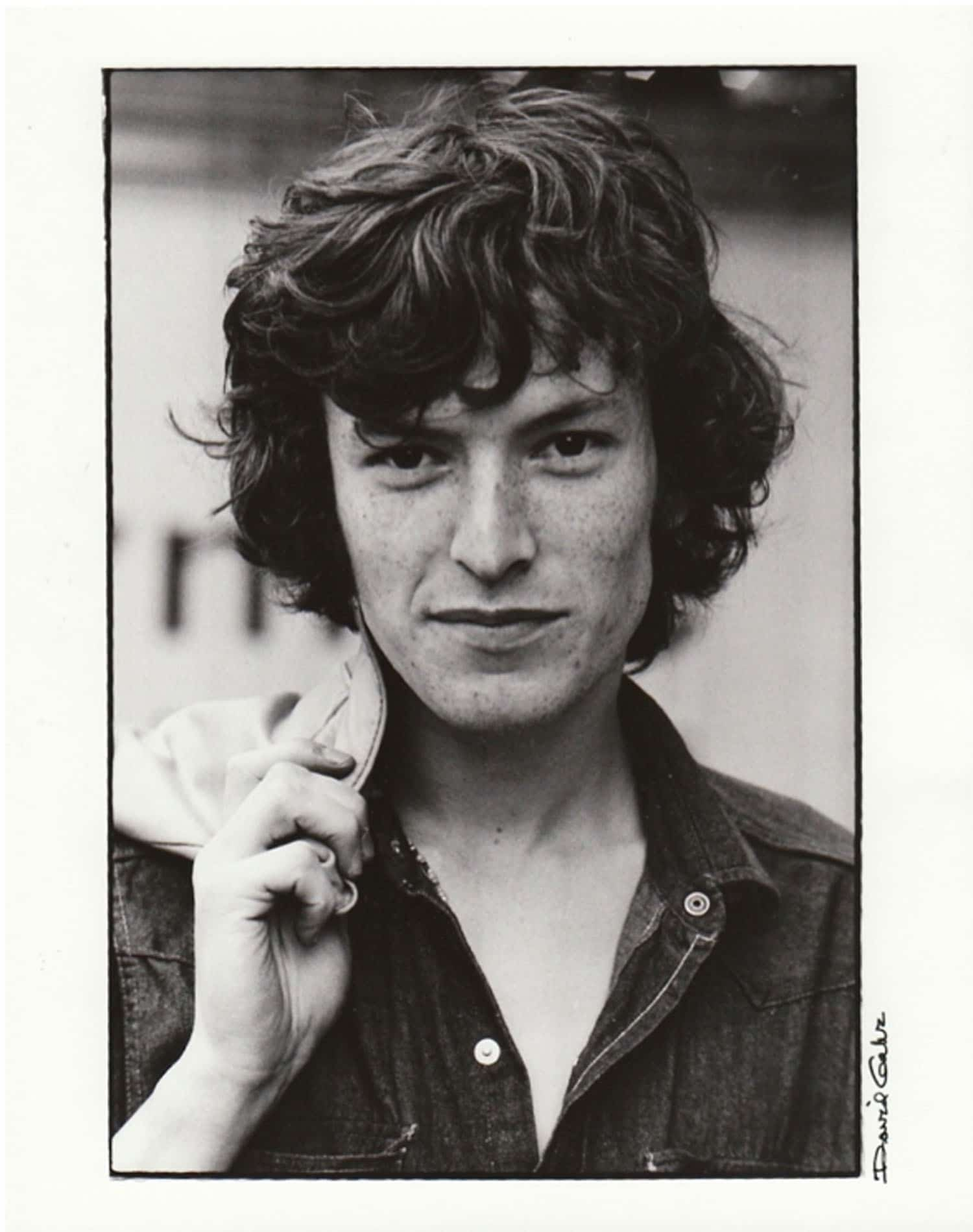 Steve Winwood Blind Faith Original David Gahr Photograph
