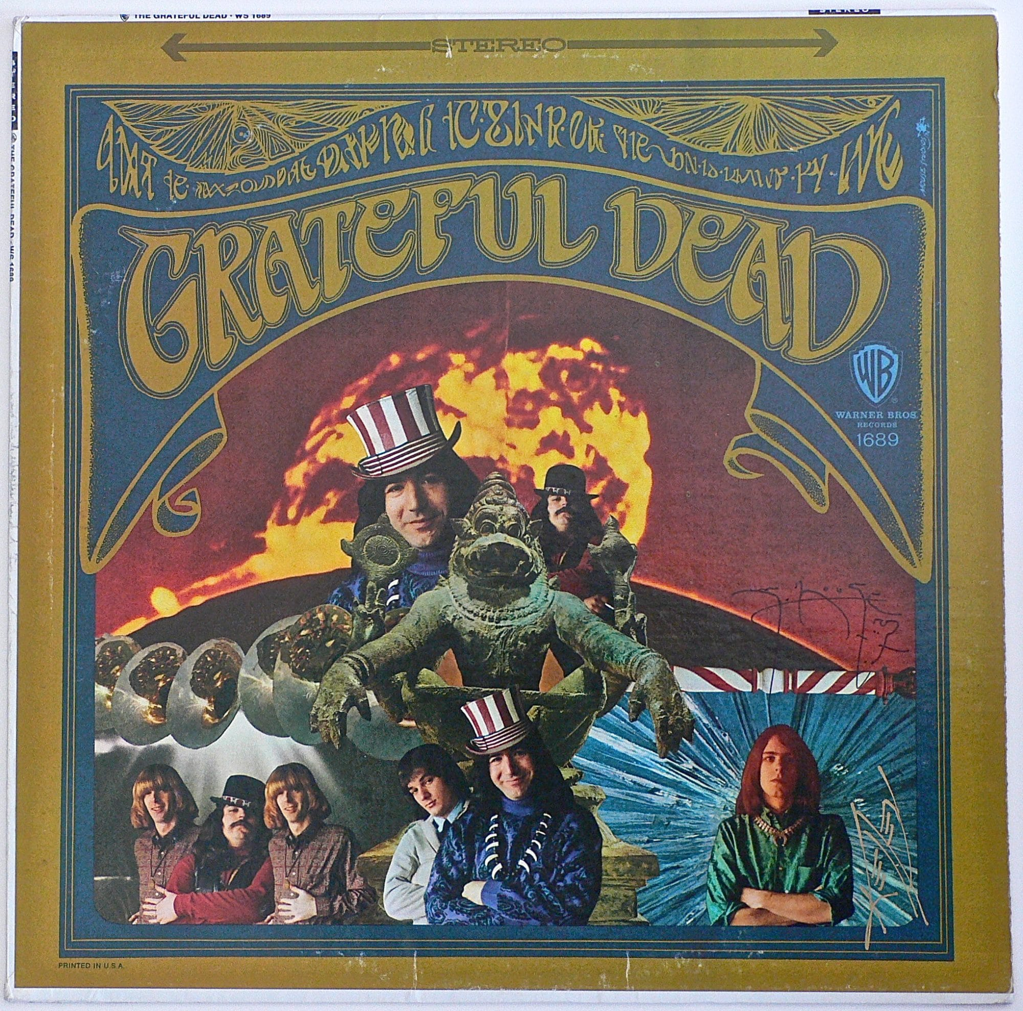 grateful dead dating website My top 5 grateful dead lyrics but as a second-generation grateful yid with scores of concerts under my belt please visit his website at drjacoblfreedmancom.