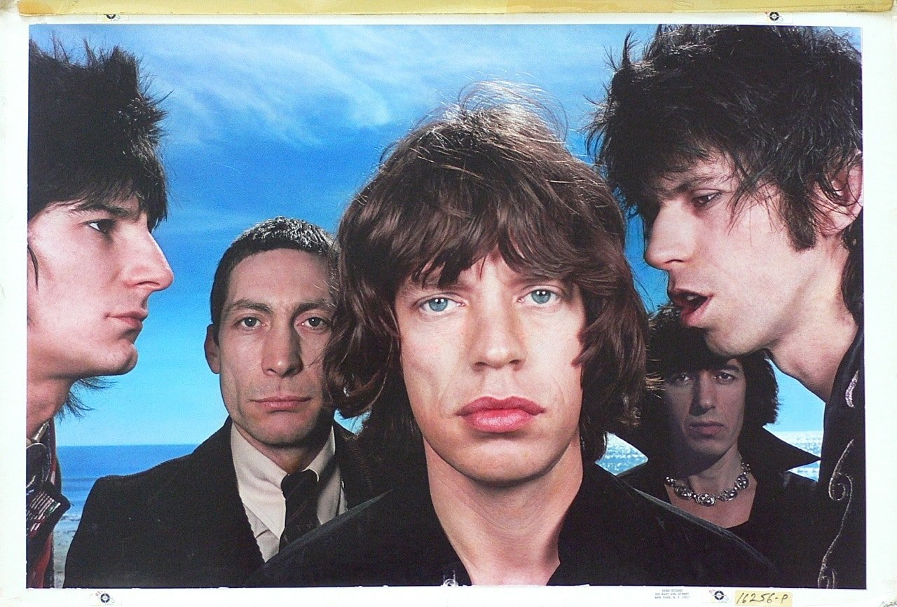 Image result for rolling stones black and blue album