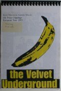 The Velvet Underground – Sterling Morrison's Personal 1993 Tour Press Book