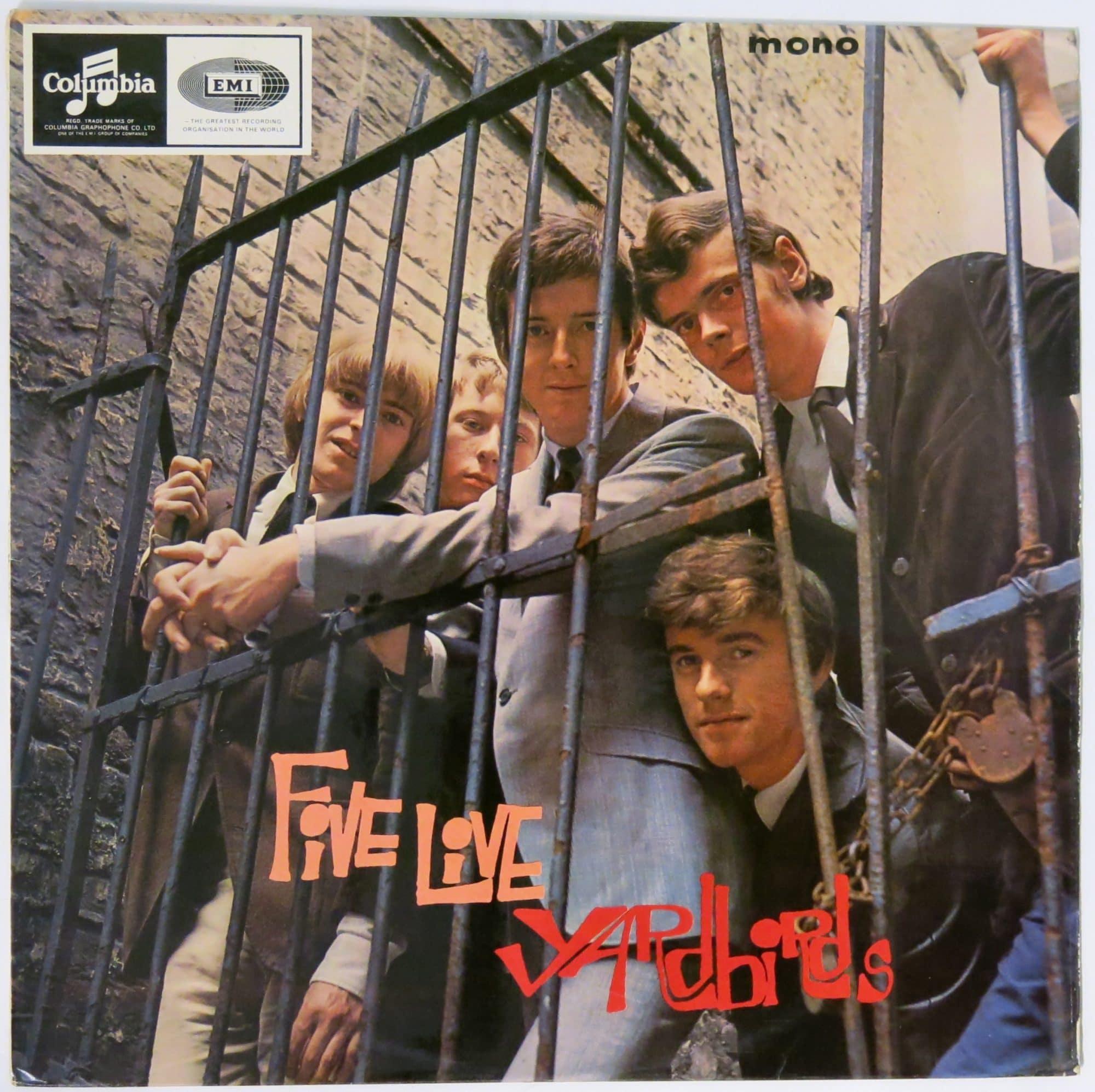 Yardbirds, The - Eric Clapton & The Yardbirds