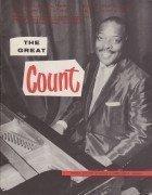 Count Basie & Joe Williams – Signed 1957 Concert Program