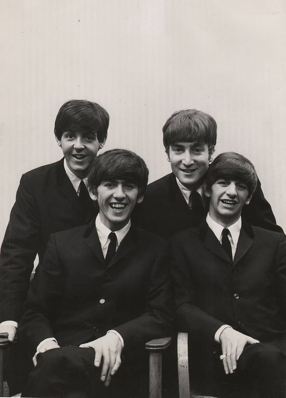 The Beatles – Original Life Magazine 1963 Photograph by ...
