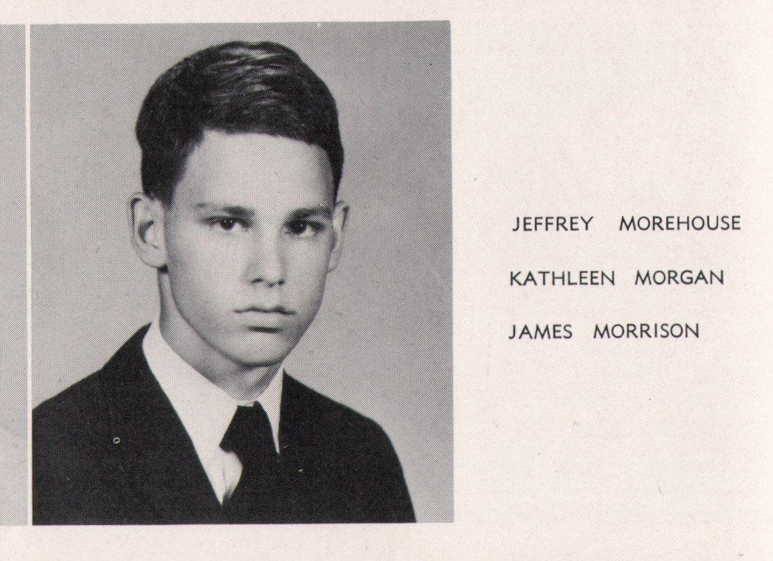 Fine Music Collectibles  sc 1 st  Recordmecca & The Doors u2013 Two Original Jim Morrison High School Yearbooks pezcame.com