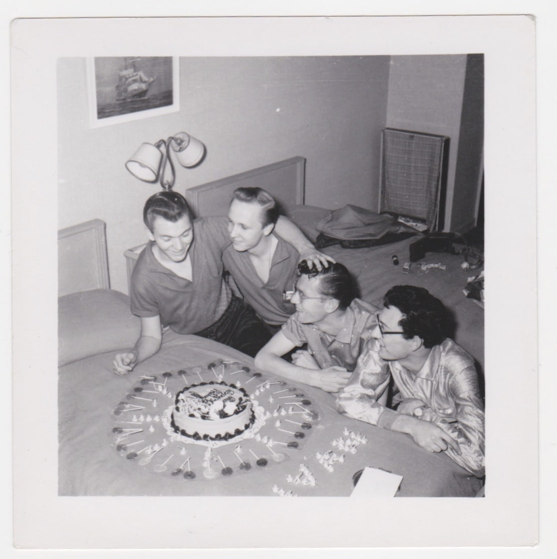 Buddy Holly 3 Birthday Party Snapshots From His Personal