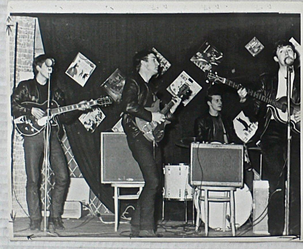 「beatles 1961」の画像検索結果