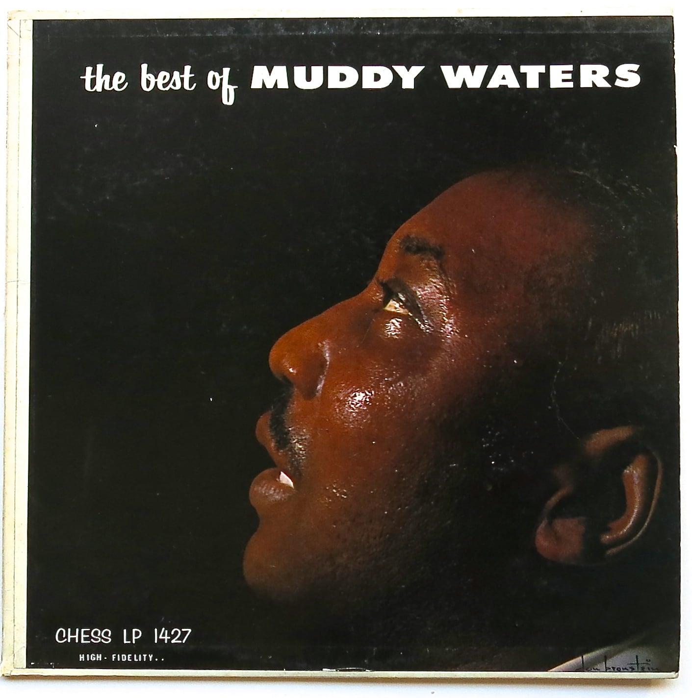 Muddy Waters Mint Best Of Muddy Waters Chess 1st Press