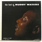 "Muddy Waters – Mint ""Best of Muddy Waters"" Chess 1st Press Mint LP"