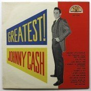 "Johnny Cash – Original ""Greatest !"" 1959 Sun LP"