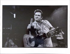Johnny Cash – Huge Jim Marshall 16″ x 20″ Photograph