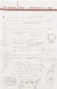 Dylan Like A Rolling Stone lyric