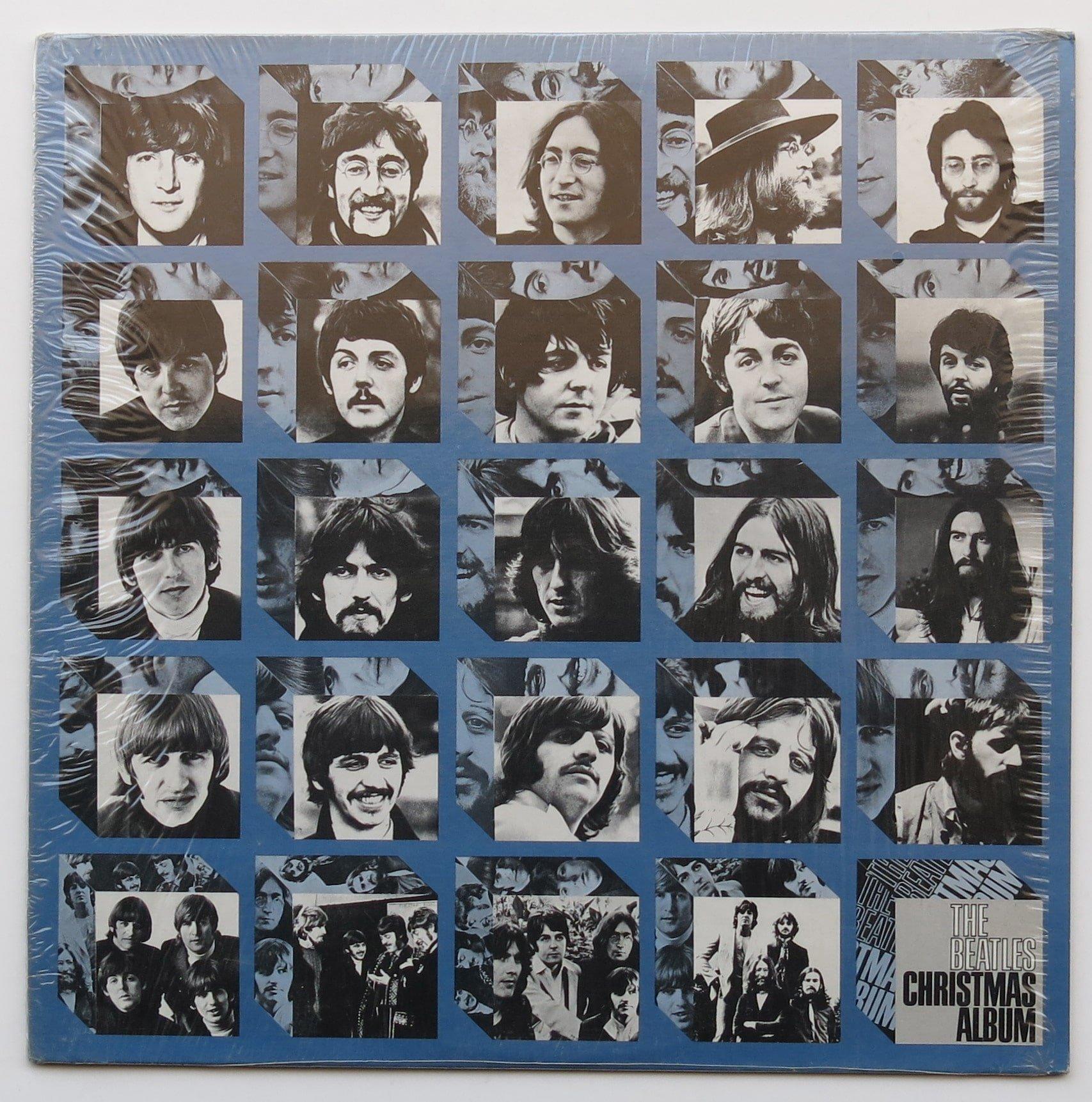 The Beatles – Original Christmas Album / Mint in Shrink Wrap