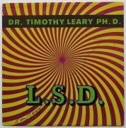 "Timothy Leary – Signed ""LSD"" Album 1966"
