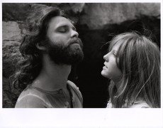 The Doors / Jim Morrison & Pam Courson – Original Photograph by Edmund Teske With Studio Stamp