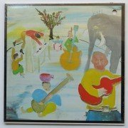 "The Band – Sealed 1st Press ""Music From Big Pink"" LP"