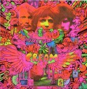 "Cream – UK Mint Original 1967 ""Disraeli Gears"" LP on Reaction"