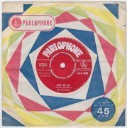 "The Beatles – ""Red Parlophone"" 1st Pressing Debut Single ""Love Me Do/Please Please Me"""