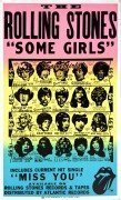 "Rolling Stones – 1978 ""Some Girls"" Boxing-Style Promo Poster"