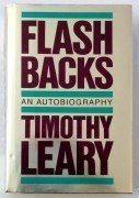 "Timothy Leary – Signed 1st Edition ""Flashbacks"" Autobiography"