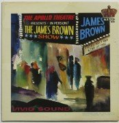 "James Brown – 1st Pressing ""Live at The Apollo"" Mono LP With Shrink Wrap"