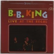 "B.B. King – Sealed 1st Pressing ""Live At The Regal"" LP"