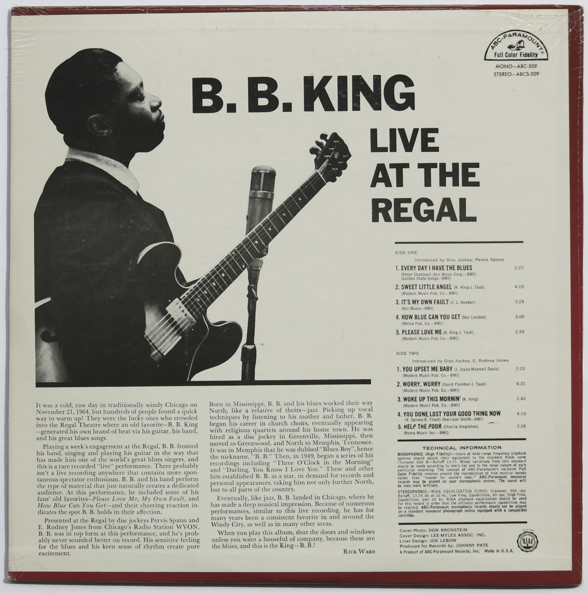 B.B. King - Great Moments With B.B. King