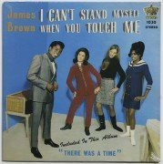 "James Brown – Sealed Original ""I Can't Stand It When Yoku Touch Me"" King LP"