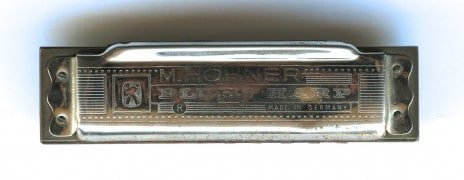 Grateful Dead – Pigpen Owned & Used Harmonica