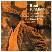 "John Coltrane – 1962 Autographed Red Garland Quintet ""Soul Junction"" Album"