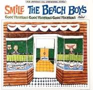 "Beach Boys – Unreleased Original 1966 ""Smile"" Album Cover Slick"