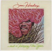"Jimi Hendrix – 1974 Promotional ""And A Happy New Year"" 7″ Picture Sleeve EP"