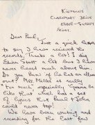 SOLD – The Beatles / George Harrison – Extraordinary 1966 Letter With Stax Records, George Martin Revelations