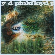 "Pink Floyd – Unplayed UK 2nd Pressing ""A Saucerful of Secrets"" LP"