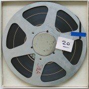 "Jimi Hendrix – Original ""Crash Landing"" Reel-to-Reel Master Tape"