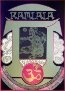 Mystery Trend, Mt. Rushmore – Ramlala 1967 Psychedelic Concert Poster
