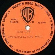 "Van Morrison – ""Warm Love"" Acetate (From ""Hard Nose The Highway"" Album)"