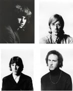 THE DOORS – Set of 4 Joel Brodsky 11″ x 14″ Photographs / Possibly Unpublished