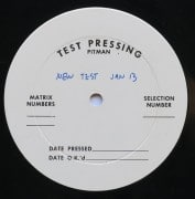 """Neil Young – Neil's Personal """"Harvest"""" 1972 Test Pressing With Full Documentation"""