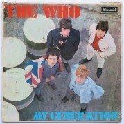 "The Who – UK 1st Press ""My Generation"" LP / Near Mint!"