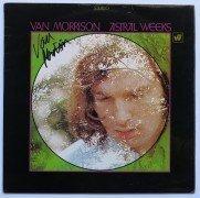 """Van Morrison – Signed UK 1st Press """"Astral Weeks"""" 1968 LP"""