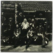 "The Allman Brothers Band – Sealed 1st WB Pressing ""At Fillmore East"" LP"