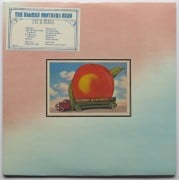 "The Allman Brothers Band – Sealed 1st Press ""Eat A Peach"" LP w/Hype Sticker"