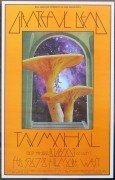 "Grateful Dead / Taj Mahal – 1st Printing ""Mushroom Man"" Fillmore Concert Poster (BG 216)"