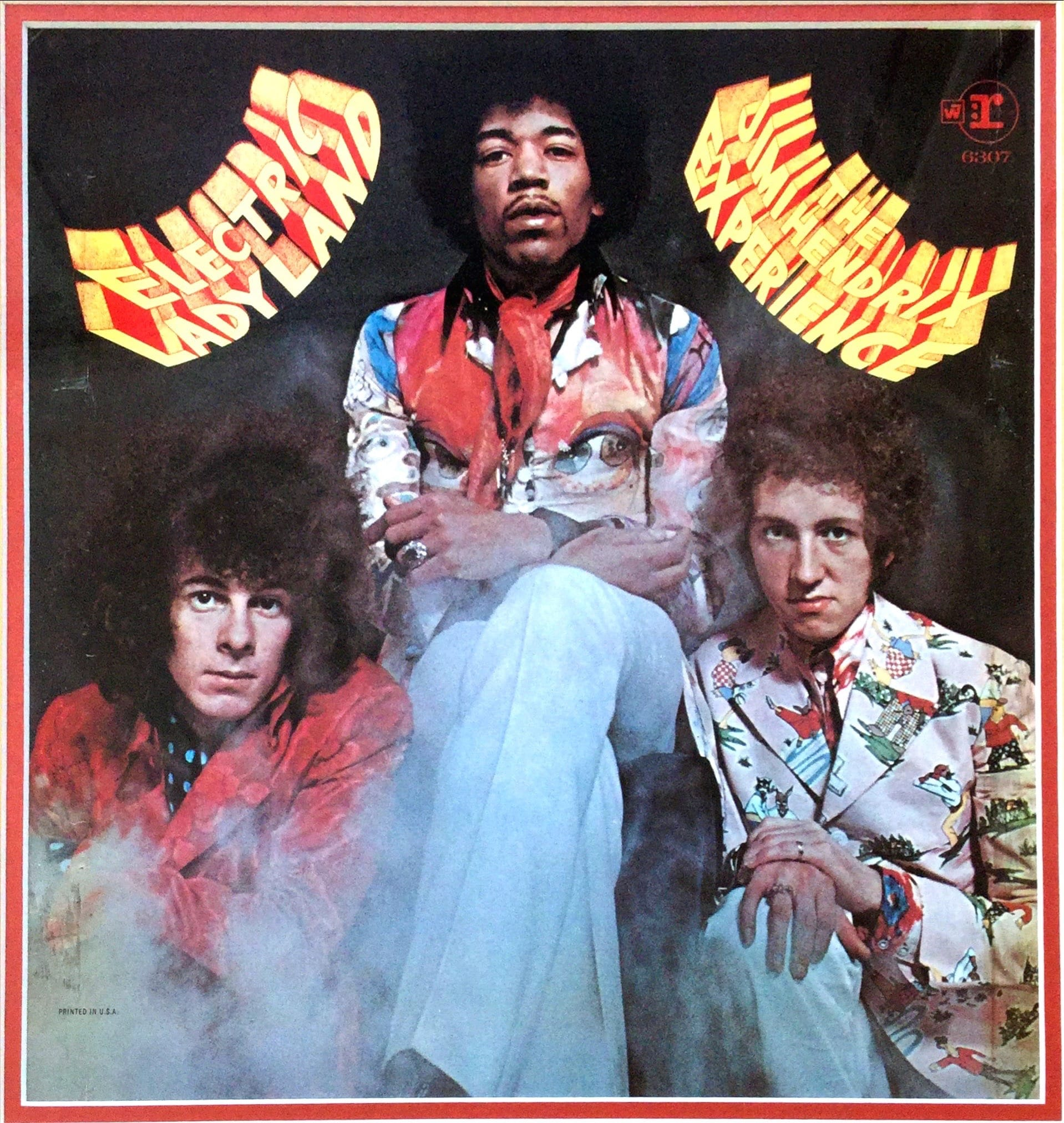 "Jimi Hendrix – Factory Sealed 1st Pressing ""Electric ... 