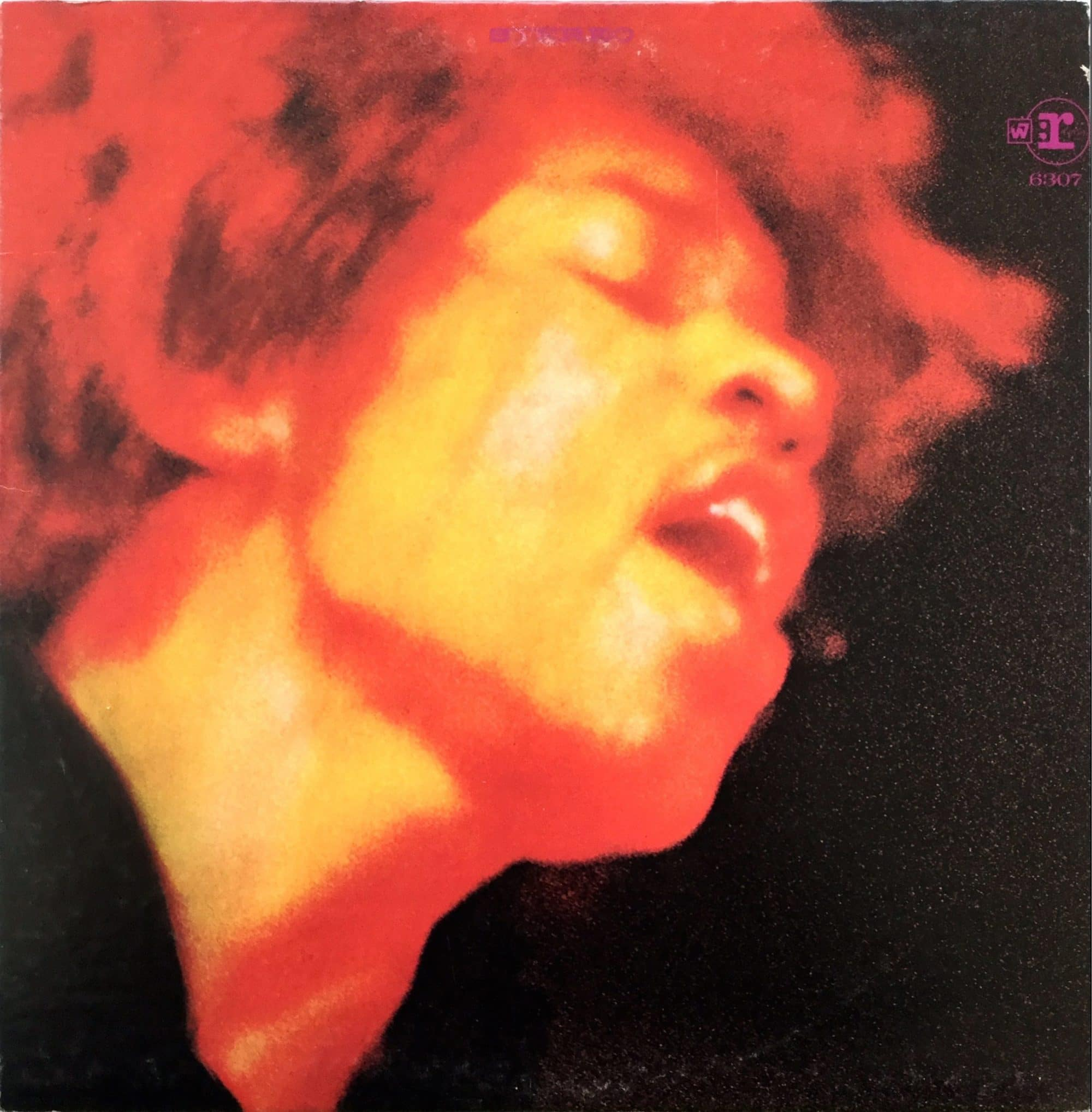 October 25: Electric Ladyland by The Jimi Hendrix ... |Electric Ladyland Album Cover