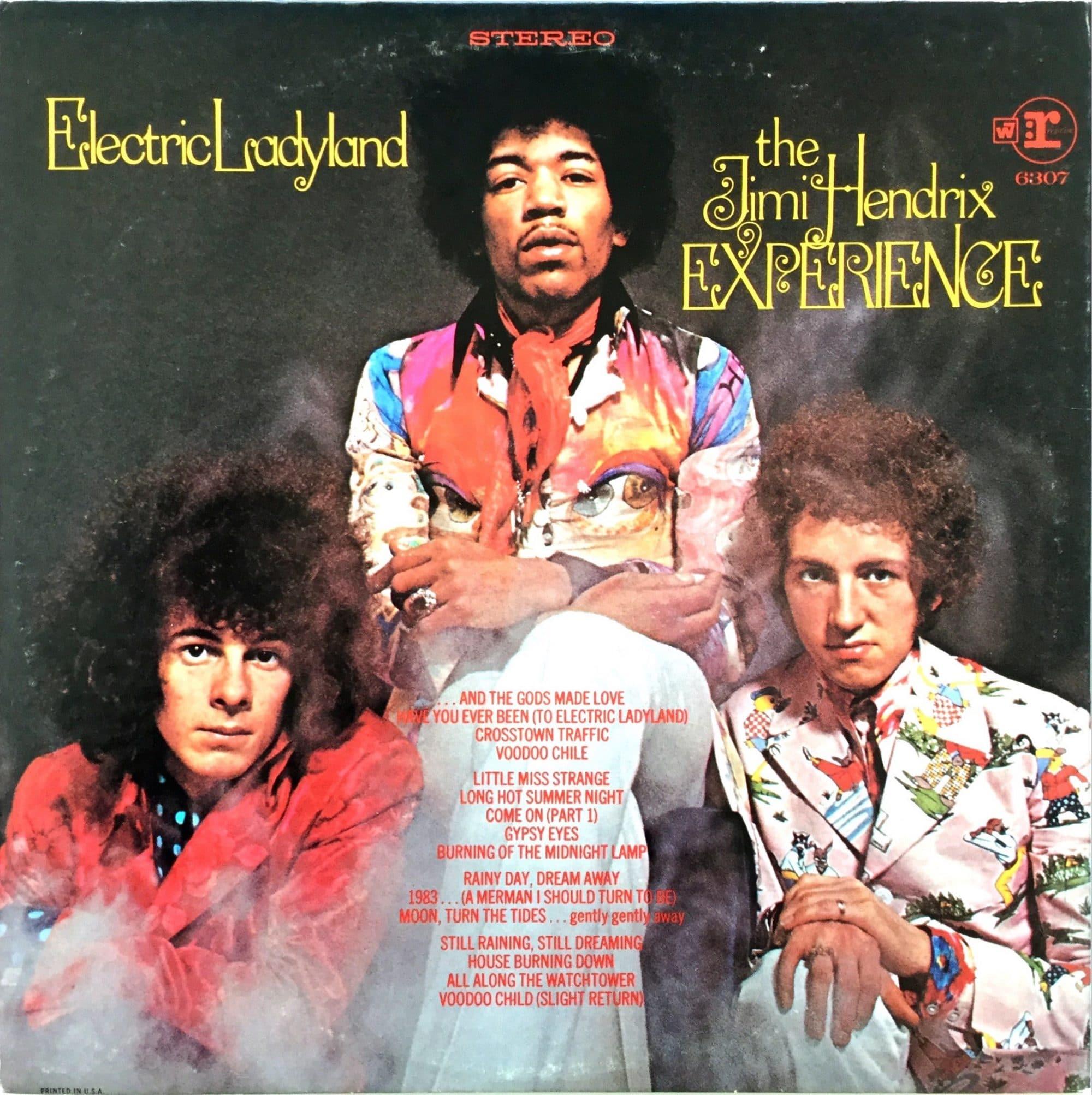 jimi hendrix � unreleased alternate �electric ladyland
