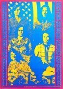 Janis Joplin & Big Brother – Mint 1967 Neon Rose/Matrix Concert Poster
