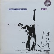 "Free – Mint UK 1st Press ""Heartbreaker"" LP – Pink Rim Island Archive LP"