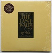 "The Band & Bob Dylan – Sealed 1st Pressing ""The Last Waltz"" Archive LP"